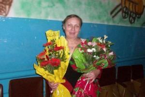 Павлюченко Зинаида Васильевна
