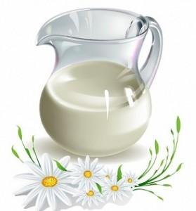 Молоко в кувшине, клип-арт, jpg